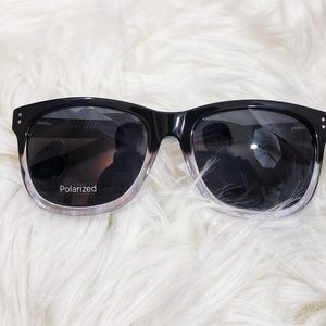 Ted Baker Black/Clear Sunglasses NWT
